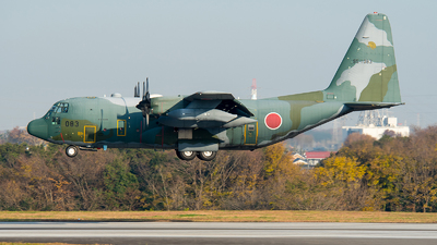 95-1083 - Lockheed C-130H Hercules - Japan - Air Self Defence Force (JASDF)