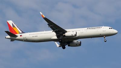 RP-C9925 - Airbus A321-231 - Philippine Airlines