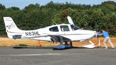 N63HL - Cirrus SR22 - Private