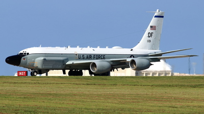62-4131 - Boeing RC-135W Rivet Joint - United States - US Air Force (USAF)