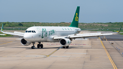 A picture of B6932 - Airbus A320214 - Spring Airlines - © Jansky