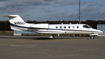 N350EF - Gates Learjet 35A - Unknown