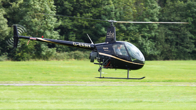 G-EERY - Robinson R22 Beta - Private