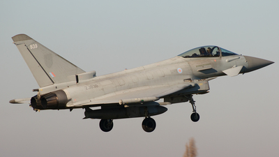 ZJ939 - Eurofighter Typhoon FGR.4 - United Kingdom - Royal Air Force (RAF)