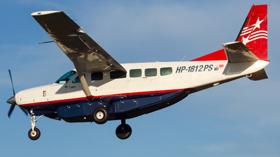 HP-1812PS - Cessna 208B Grand Caravan - Air Panama