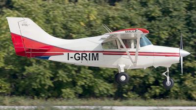 I-GRIM - Maule MXT-7-180A - Private