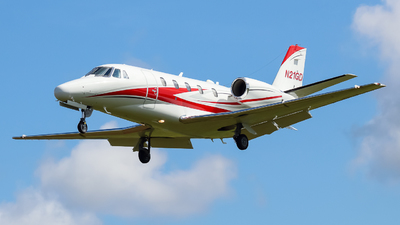 N21GD - Cessna 560XL Citation Excel - Private