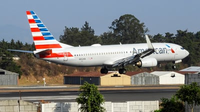 A picture of N850NN - Boeing 737823 - American Airlines - © Marlon Gomez Thompson