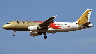 A9C-AD - Airbus A320-214 - Gulf Air