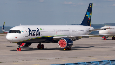 D-AYAY - Airbus A321-251NX - Azul Linhas Aéreas Brasileiras