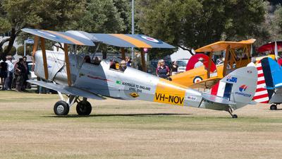 VH-NOV - De Havilland DH-82A Tiger Moth - Private