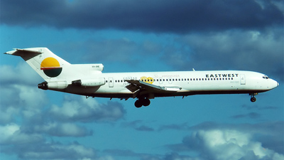 VH-ANE - Boeing 727-277(Adv) - East West Airlines