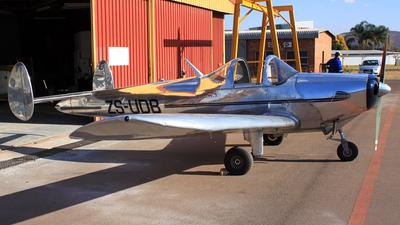 ZS-UDB - Erco Ercoupe 415D - Private