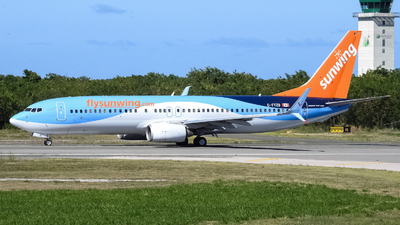 C-FTZD - Boeing 737-8K5 - Sunwing Airlines