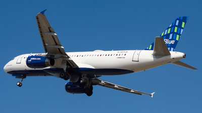 N571JB - Airbus A320-232 - jetBlue Airways