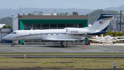 N111CQ - Gulfstream G450 - Private