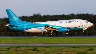 VH-ONU - Boeing 737-3U3(SF) - Nauru Airlines