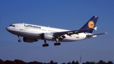 D-AIDE - Airbus A310-304 - Lufthansa