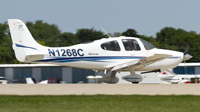 N1268C - Cirrus SR20 - Private