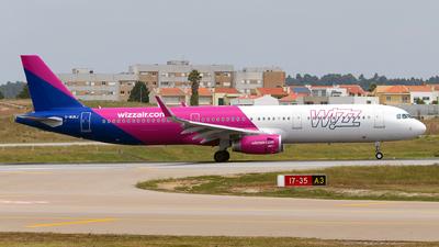 G-WUKJ - Airbus A321-231 - Wizz Air UK