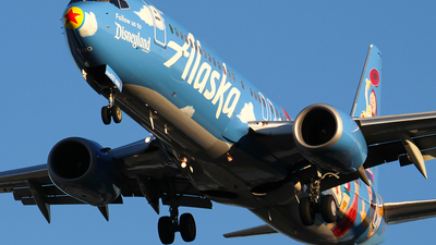 N537AS - Boeing 737-890 - Alaska Airlines