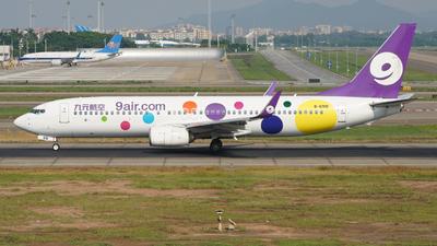 B-6991 - Boeing 737-86N - 9Air