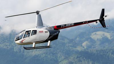 TI-BEE - Robinson R66 Turbine - AeroTour Costa Rica