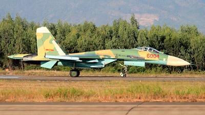 6004 - Sukhoi Su-27SK Flanker  - Vietnam - Air Force
