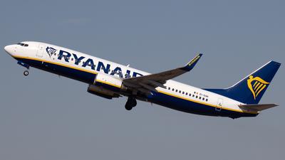 EI-DAK - Boeing 737-8AS - Ryanair