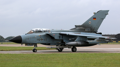46-45 - Panavia Tornado IDS - Germany - Air Force