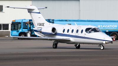 I-SAGE - Raytheon Hawker 400XP - Private