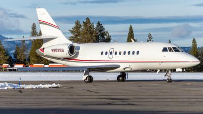 N903GS - Dassault Falcon 2000 - Private