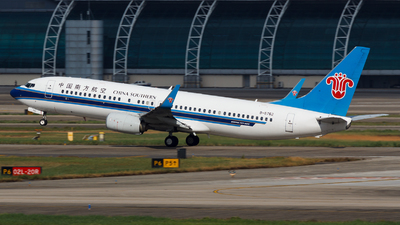 B-5762 - Boeing 737-81B - China Southern Airlines