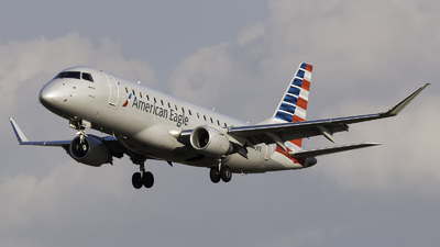 N443YX - Embraer 170-200LR - American Eagle (Republic Airways)