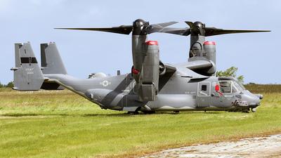 12-0065 - Boeing CV-22B Osprey - United States - US Air Force (USAF)