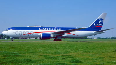 CC-CZY - Boeing 767-316F(ER) - Lan Chile Cargo