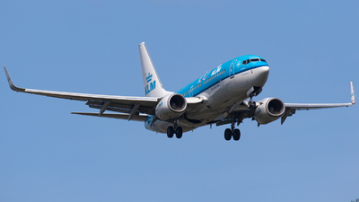 A picture of PHBGT - Boeing 7377K2 - KLM - © AirPilot_Photography