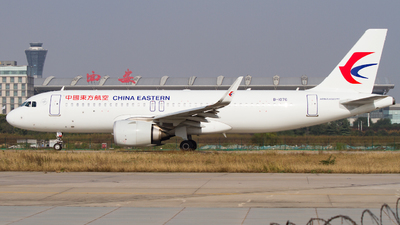 B-1076 - Airbus A320-251N - China Eastern Airlines