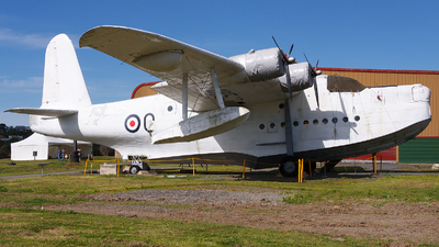 NZ4115 - Short Sunderland MR.5 - New Zealand - Royal New Zealand Air Force (RNZAF)