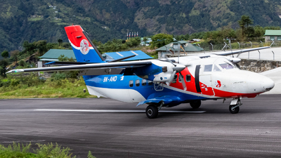 9N-AND - Let L-410UVP-E20 Turbolet - Summit Air (Nepal)
