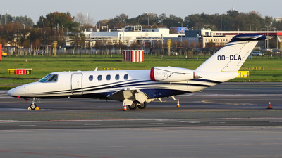 OO-CLA - Cessna 525 Citationjet CJ4 - Luxaviation