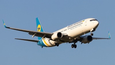 A picture of URPSL - Boeing 73794X(ER) - Ukraine Int. Airlines - © Oleksandr Smerychansky