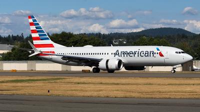 N329SL - Boeing 737-8 MAX - American Airlines