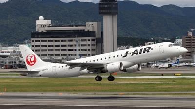 JA245J - Embraer 190-100STD - J-Air