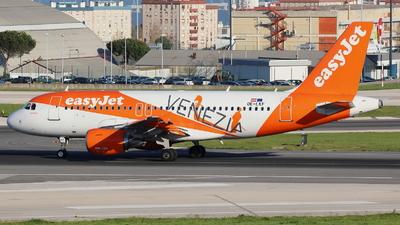 OE-LKF - Airbus A319-111 - easyJet Europe