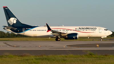XA-MAO - Boeing 737-8 MAX - Aeromexico