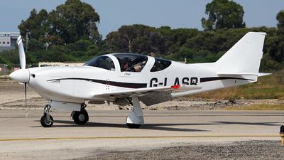 G-LASR - Glasair Aviation II SRG - Private