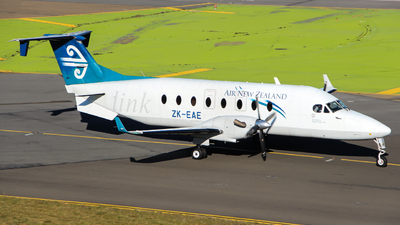 ZK-EAE - Beech 1900D - Air New Zealand Link (Eagle Airways)