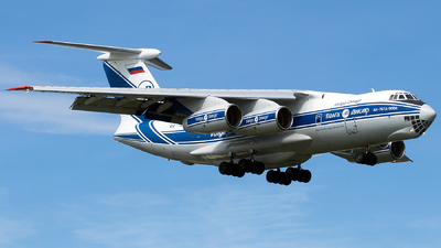 A picture of RA76951 - Ilyushin IL7690VD - VolgaDnepr Airlines - © Isaac_SeaandSky