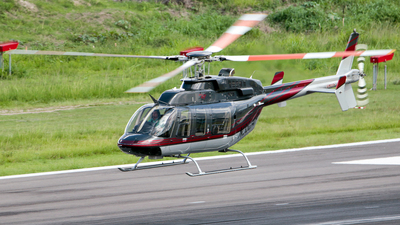 N366AP - Bell 407 - Private